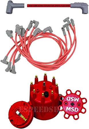 SC WIRE SET 8.5MM SBC HEI 35659 MSD Ignitions