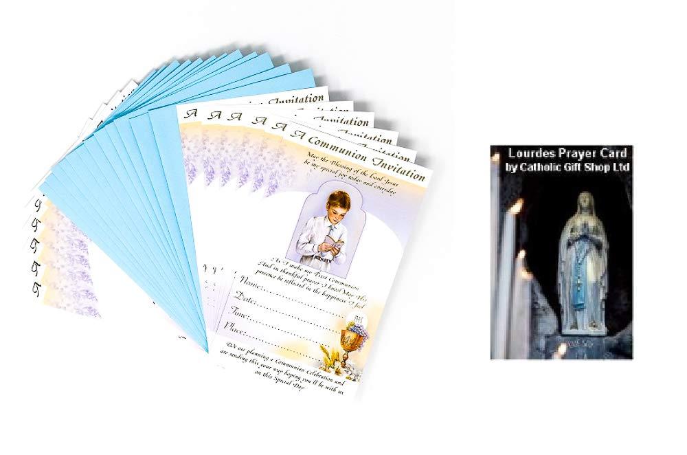 12 tarjetas de invitación con sobres invitaciones para ...