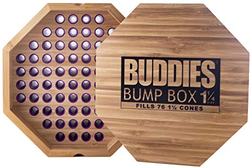 Buddies Bump Box Filler for 1 1/4 Size Cones - Fills 76 Cones Simultaneously by Buddies (Image #5)