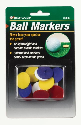 Jef World of Golf Gifts and Gallery, Inc. Ball Spotters (Multicolor)