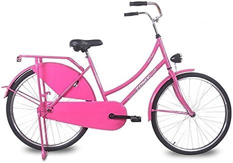 Bicicleta holandesa – Zonix solo Dutch – 26 pulgadas – Rosa ...
