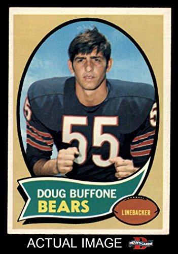 Verzamelkaarten: sport DOUG BUFFONE 1975 TOPPS FOOTBALL CARD CHICAGO BEARS #97 PSA MINT 9