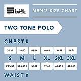 Three Sixty Six Quick Dry Golf Shirts for Men