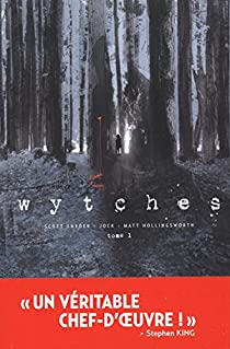 Wytches, tome 1 par Snyder
