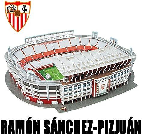 Estadio Sevilla, Puzzle 3D: Amazon.es: Juguetes y juegos
