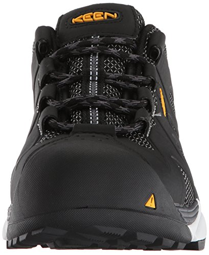 Grey Black Utility Shoe Industrial at Men's KEEN Steel San Antonio Pzx4wBxq0