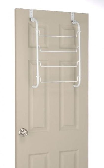 towel rack. Contemporary Rack Whitmor Over The Door Towel Rack White Inside Rack