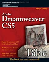 Adobe Dreamweaver CS5 Bible Front Cover