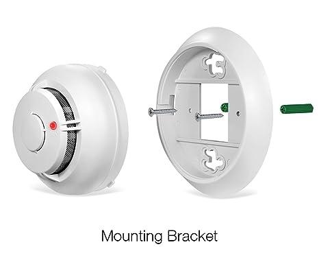 X-Sense SD03A Detector de Humo Alarma de Incendios con Sensor Fotoeléctrico Energizado por Bateria (SD03A) (SD03A): Amazon.es: Hogar