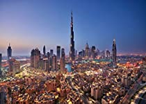 16355 Ravensburger Dubai at Night Jigsaw Puzzle 1500 High Quality Pieces Age 12+