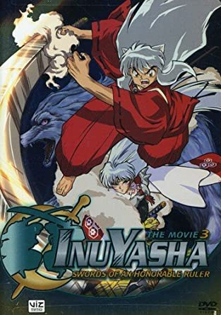 Amazon Com Inuyasha The Movie 3 Swords Of An Honorable Ruler