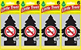 Little Trees No Smoking Air Freshener, (Pack of 24)