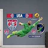 World Cup Soccer United States Tim Howard Fathead Wall Decal, Real Big