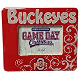 Game Day Outfitters NCAA Ohio State Buckeyes Mini Frame, One Size, Multicolor