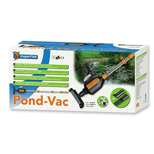 Superfish-Pond-Vac-Teichschlammsauger
