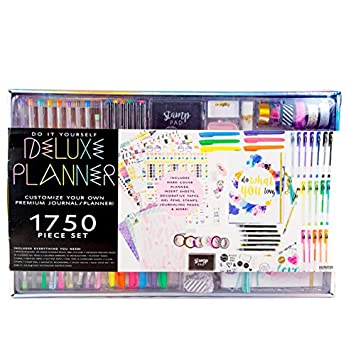 Do it yourself deluxe planner 1750 piece kit daily monthly do it yourself deluxe planner 1750 piece kit daily monthly yearly journal planner solutioingenieria Gallery