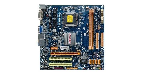 Biostar TF7150U-M7 On-Board VGA Treiber