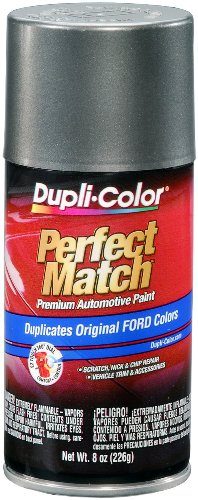 (Dupli-Color BFM0360 Dark Shadow Gray Ford Exact-Match Automotive Paint - 8 oz. Aerosol)