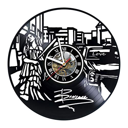BEYONCE - Diva - Music - Wall Clock
