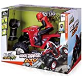 Maisto R/C 27 Mhz (3-Channel) Rock Crawler ATV Remote Control Vehicle (Colors May Vary)