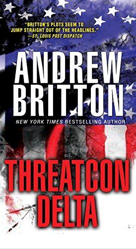 book cover of Threatcon Delta
