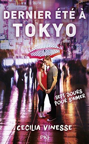 Dernier été à Tokyo de Cecilia Vinesse 51dU48MtGWL