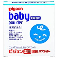 Pigeon Baby Powder Solid