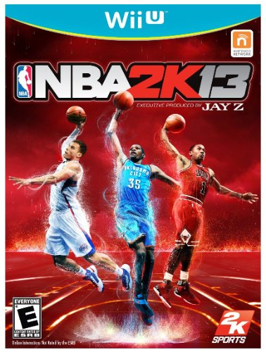 Thing need consider when find wii u nba 2k13?