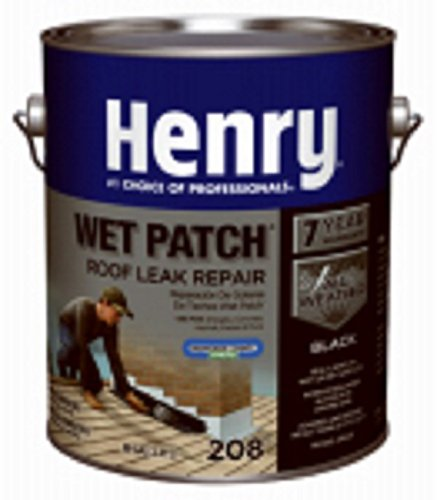 HENRY HE208042 Gal Roof Cement, 0.90 gal (3.41L)