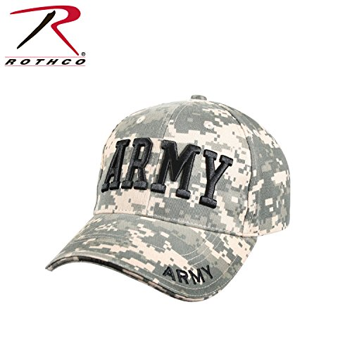 Rothco Rothco Deluxe Low Profile Cap/Army- Acu Digital (Women Army Uniforms)