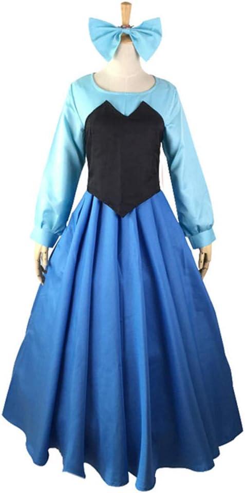 La sirenita Ariel Disfraces de cosplay Vestido de princesa para ...