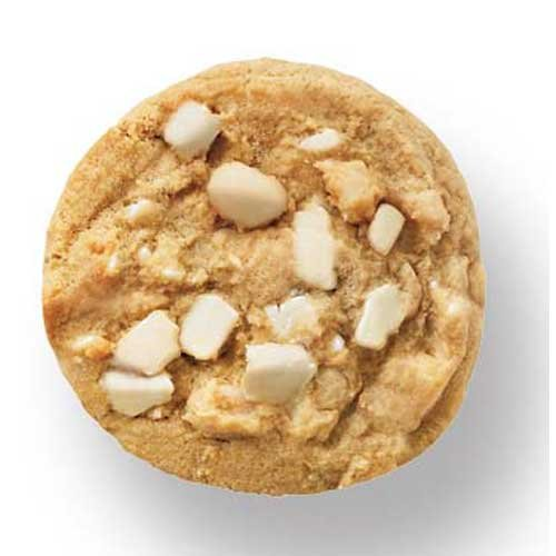 Otis Spunkmeyer Supreme Indulgence Nutty White Chocolate Delight Cookies, 2 Ounce -- 156 per case.