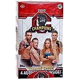 2015 Topps UFC Champions HOBBY box (20 pk)