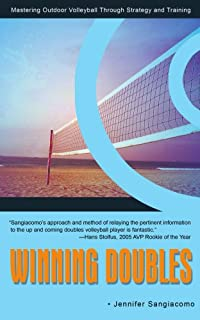 Beach volleyball karch kiraly byron shewman 9780880118361 winning doubles mastering outdoor volleyball through strategy and training malvernweather Image collections