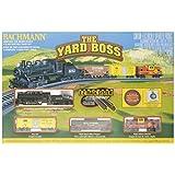 Bachmann Trains the Yard Boss Ready-to-Run N Scale Train Set