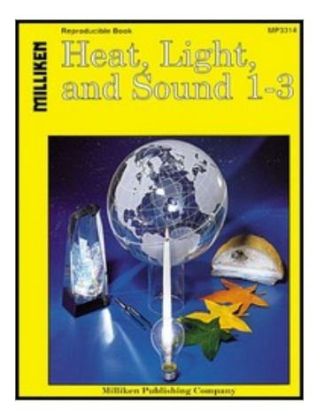 Activity Milliken Four - Lorenz Corporation MP3314 Heat, Light and Sound- Grade 1-3
