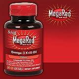 MegaRed 350mg Omega-3 Krill Oil, Multipack of 260 softgels total Megared-Mk