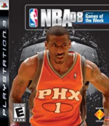 NBA 08 - Playstation 3