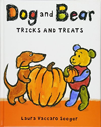 Dog and Bear: Tricks and Treats (Dog and Bear Series) ()