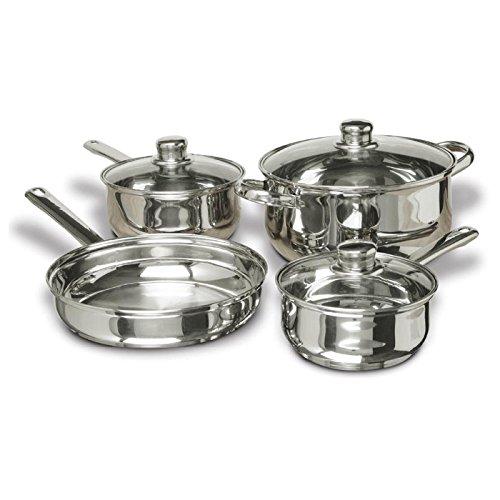 Concord Cookware SAS1700S 7-Piece