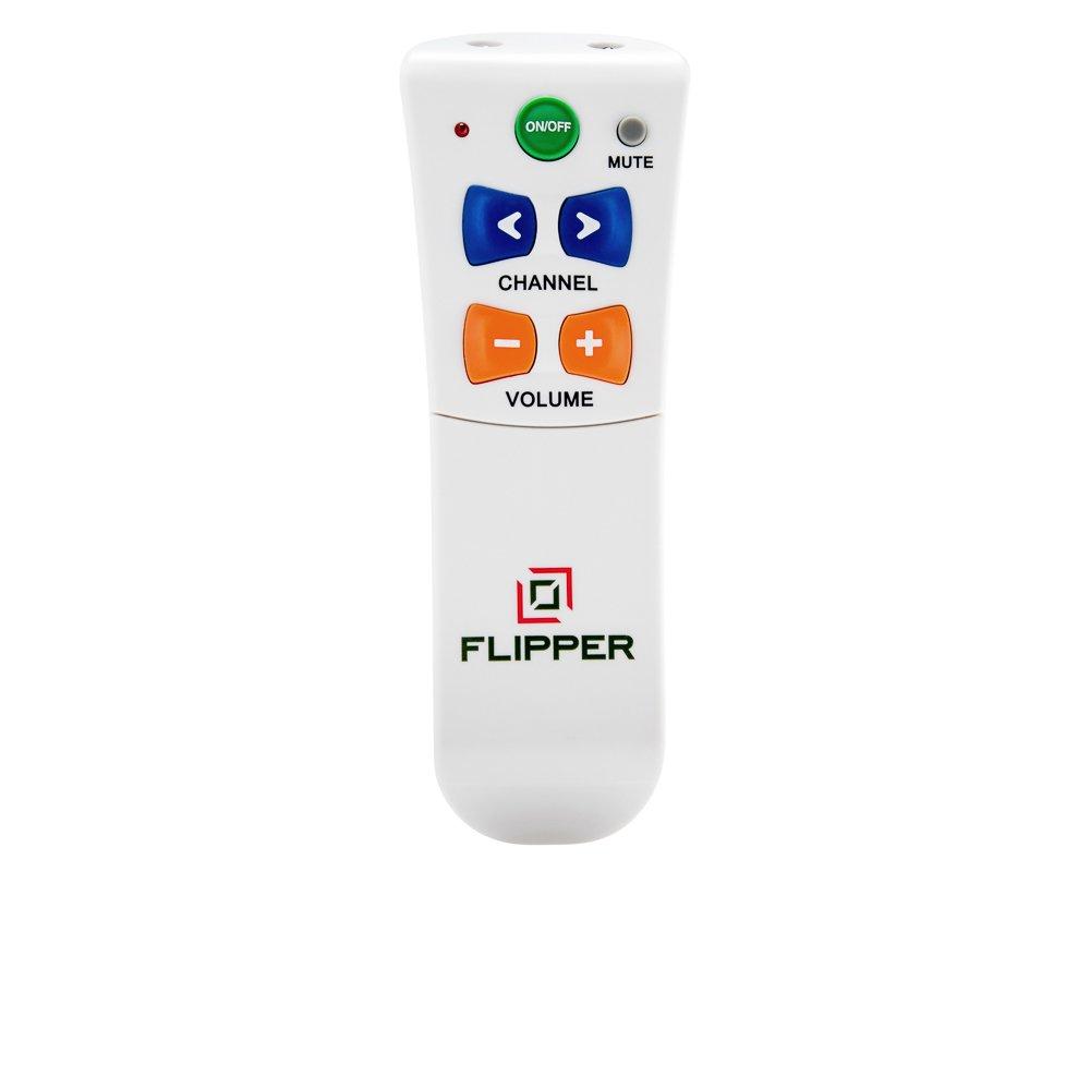 Flipper Big Button Universal Remote Control