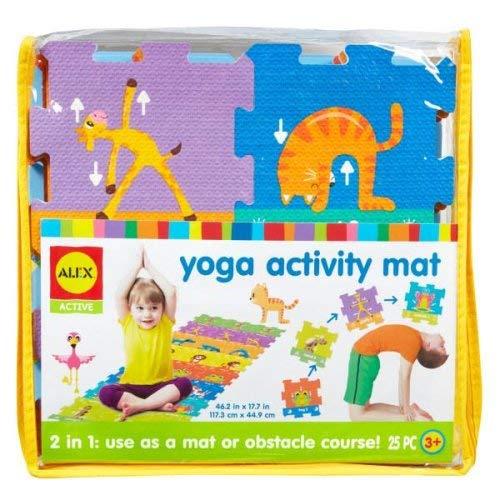 ToyPlaya Yoga Activity Mat by ToyPlaya (Image #1)