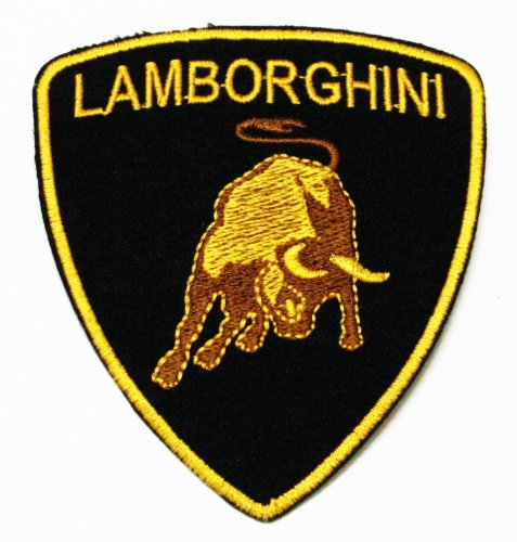 lamborghini-embroidered-iron-on-sew-on-patch-iron-on-symbol-badge-emblem-logo-sign-patch