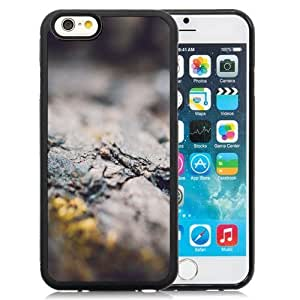 Fashionable and DIY Phone Case Design with Fault Rocks Closeup Ipod Touch 4 inch TPU case Wallpaper