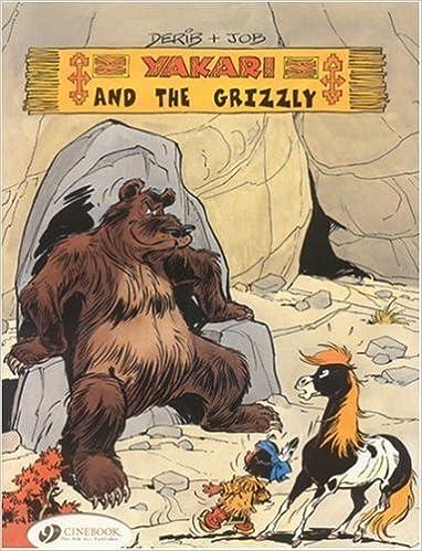 Book Yakari and the Grizzly (Yakari) by Job (February 9, 2007)