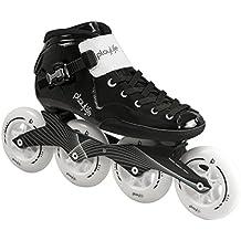 Playlife Powerslide Performance Inline Speed Skates - Glass-Fiber Heat Moldable