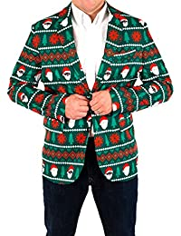 Christmas Sport Coat | Down Coat