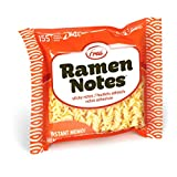 Fred RAMEN NOTES Sticky Notes, 155-Sheets