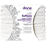 Softees Towels with Duraguard, White, 10-Pack