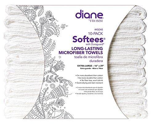 Diane Softees Duraguard White 45048